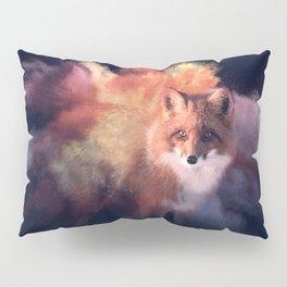 Explosive fox Pillow Sham
