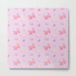 Animal Crackers Metal Print