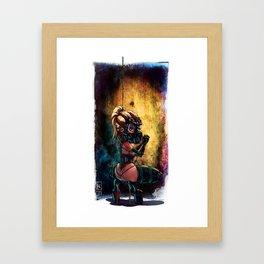 Bound#10 Framed Art Print