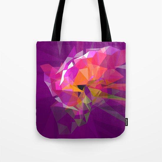 polygone attack Tote Bag