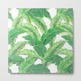 Banana for banana leaf Metal Print