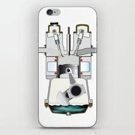 Diesel Induction Stroke iPhone Skin