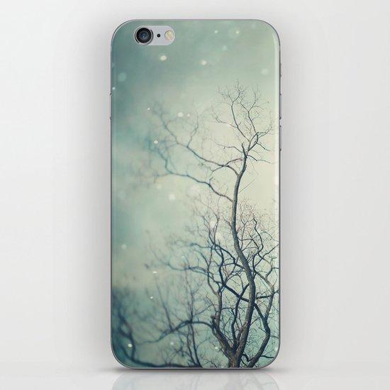 Winter Poem  iPhone & iPod Skin