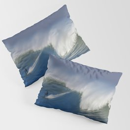 Wave Rider Pillow Sham