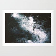 Soaked Art Print
