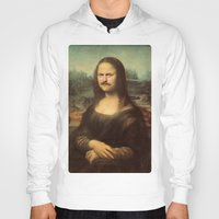 swanson Hoodies featuring Mona Swanson by RAOqwerty