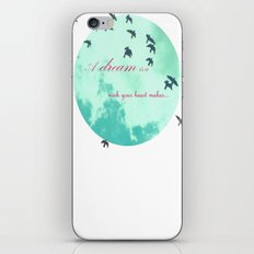 Cinderella's Song iPhone & iPod Skin