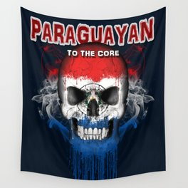 To The Core Collection: Paraguay Wall Tapestry