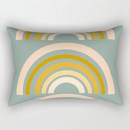 Autumn Rainbows Rectangular Pillow