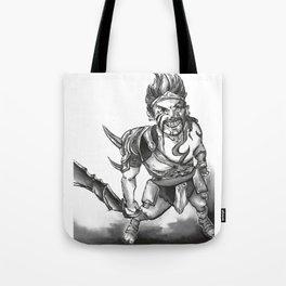 Gladiator Draven Tote Bag