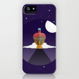 She only wants his love iPhone Case