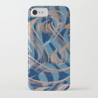 the strokes iPhone & iPod Cases featuring Strokes by Roberlan Borges