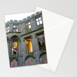 Alton Towers Castle Ruins  Stationery Cards