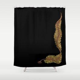 Sea Colander Shower Curtain