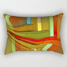 colormix -1- Rectangular Pillow