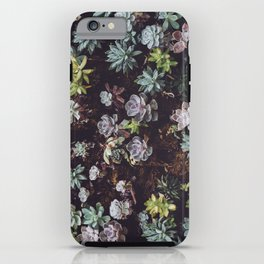 Succulent Wall 2 iPhone Case