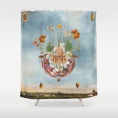 HEROPANT Shower Curtain