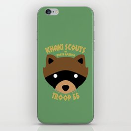 Camp Ivanhoe iPhone Skin