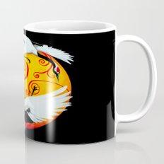 Japanese (Red-Crowned) Cranes Mug