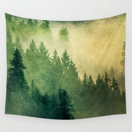 Nature Hike Wall Tapestry