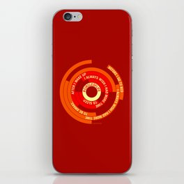 Circle of Life iPhone Skin