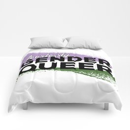 Fearlessly Genderqueer Comforters