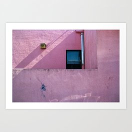 Mexicali Rose, Oakland, CA. 2005 Art Print