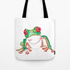Froglet Tote Bag