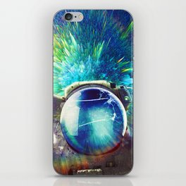 Colorful Abyss iPhone Skin