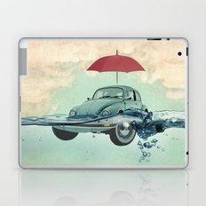 Chance of rain in deep water Laptop & iPad Skin