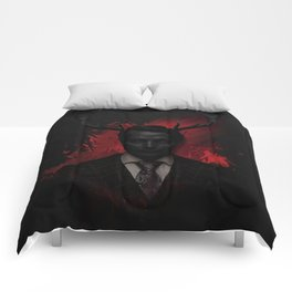 Hannibal Wendigo Comforters