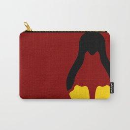 Linux Tux Penguin Symbol Carry-All Pouch