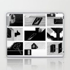 The Studies of Architecture Laptop & iPad Skin