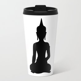 Simple Buddha Travel Mug