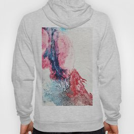 Watercolor abstract (everyday 10/365) Hoody