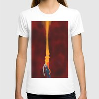 depression T-shirts featuring Depression  by Paula Urruti