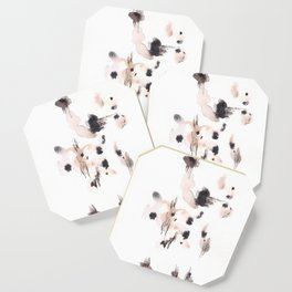 The Star - 151124  Abstract Watercolour Coaster