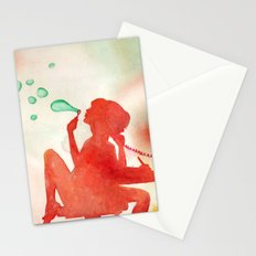 Desk Daydream Stationery Cards