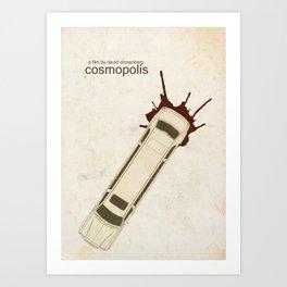 Cosmopolis Art Print