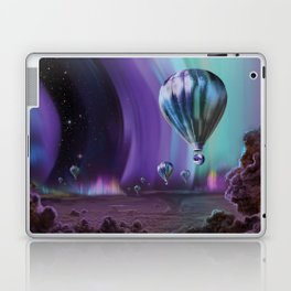 Visions of the Future: The Mighty Jupiter Laptop & iPad Skin