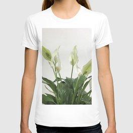 Spathiphyllum T-shirt