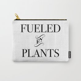 FUELED BY PLANTS (2) Carry-All Pouch