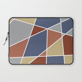 Cool Stained Tiles Laptop Sleeve