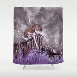 Friends are Forever Shower Curtain