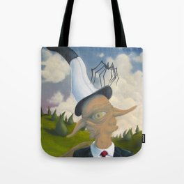 The Two Poles Tote Bag
