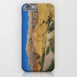 Colorful Badlands Landscape iPhone Case