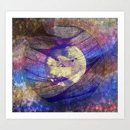 Space Mentality  Art Print
