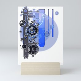 Machina Mini Art Print