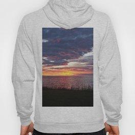 Painted Skies at Sunset Hoody