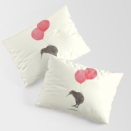 Kiwi Bird Can Fly Pillow Sham